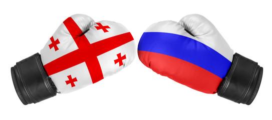 Russia vs Georgia