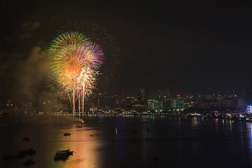 Pattaya International Fireworks Festival