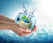 water conservation in Europe - 74497986