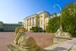 Pavlovsk Palace in Pavlovsk, near Saint Petersburg. Russia