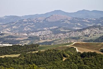 Panorama del Piacentino