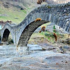 ponte dei salti Schweiz