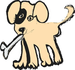 Cartoon Dog