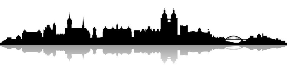 Skyline Lutherstadt Wittenberg