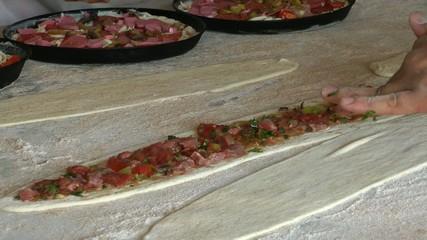 Turkish Pizza Pita