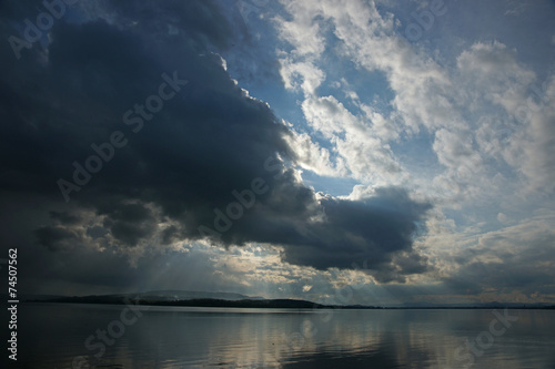 canvas print picture Bodensee
