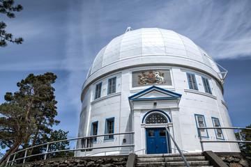 Royal BC Observatory, Victoria, BC, Canada