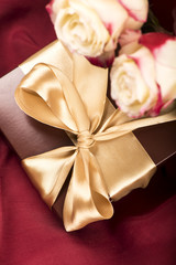 flowers and gift