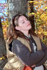 détente en automne