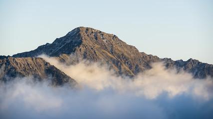 Hehuanshan and cloud sea