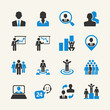 Business People - web icon collection - 74515929