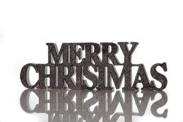 Schriftzug zu weihnachten