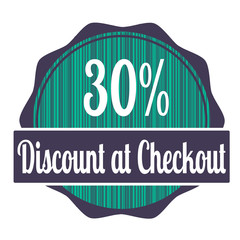 discount at checkout