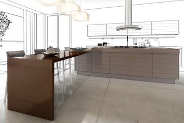 Kitchen Conception (draw)