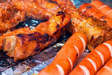 BBQ ribs