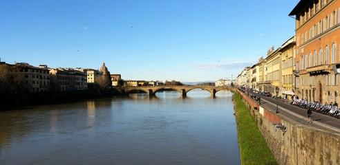 Fiume Arno - Firenze