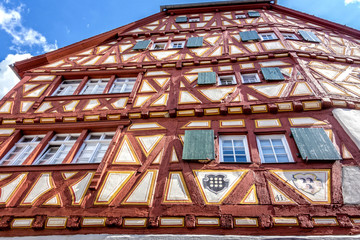 Fachwerkhaus in Ladenburg