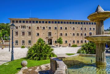 Monastery of Santuari de Lluc