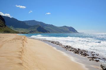 Kaena Point State Park, Oahu, Hawaii