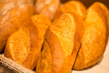 bread product,bread product such croissant and baguette