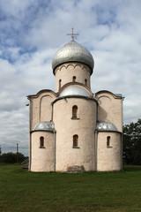 Церковь Спаса на Нередице. Великй Новгород