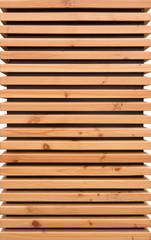 Gestapelte Tischplatten aus Holz
