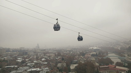 Cableway Gondola Funicular