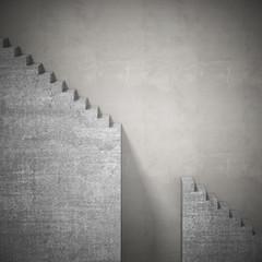 missing step