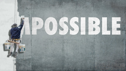 Impossible becoming possible