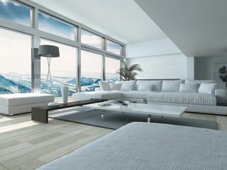 Elegant Modern Living Room Design