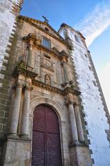 Cáceres, iglesia de San Francisco Javier, barroco español