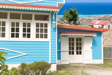 maison créole typique