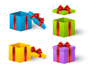 Gift boxes for Your design