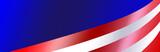 Patriotic Bumper Sticker Background - 74534904