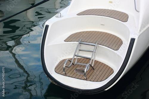 Yacht Transom - 74536170