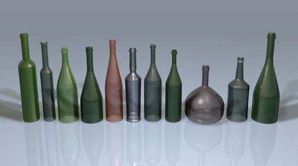 Bottiglie miste