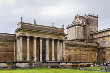 Braccio Nuovo, Vatican