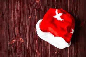 Christmas hat.