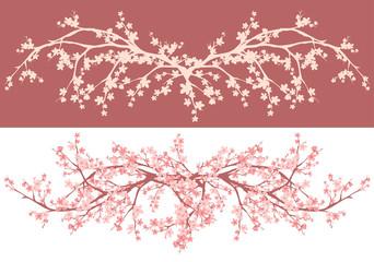spring cherry tree decor