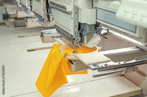 industrial sewing machine - 74538957