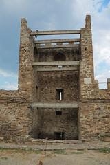 Genoese fortress, republic Crimea