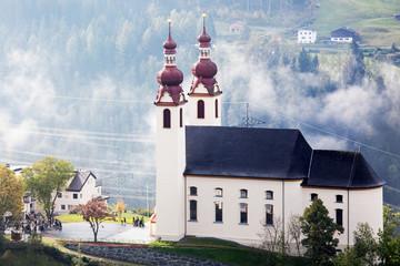 Church of Saint Barbara Fließ Tyrol
