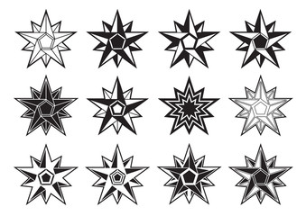 Star Symbol Set4