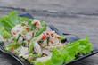 spicy seafood salad