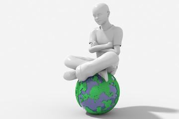 Pensare sopra il mondo