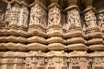 Ancient Jain temple of Bijolia