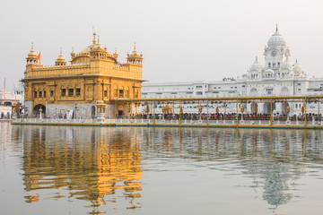 Golden temple, Amritsar - India