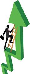 scalata del successo
