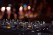 DJ stand