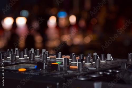 DJ stand - 74547524